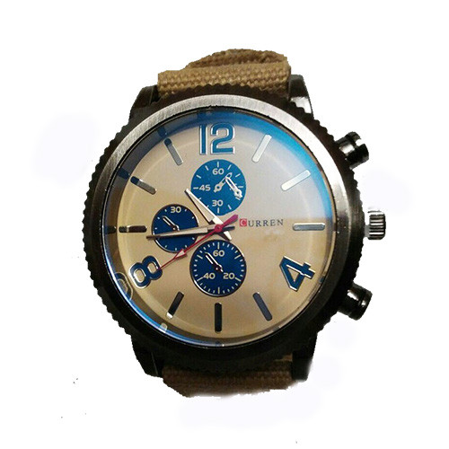 Наручные часы Curren  beige bronze