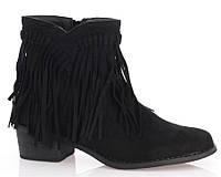 Женские ботинки CALLA Black, фото 1