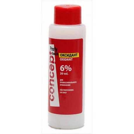 Сoncept Profy Touch Оксидант (окислитель) 6 % 60 мл.