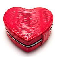 Шкатулка Сердце для украшений Цвета в ассортименте