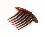 Гребень для волос пластик-10,5 см.* 8,5 см., фото 2