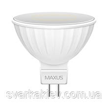 LED лампа 3W м'яке світло MR16 GU5.3 220V (1-LED-143-01)