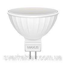 LED лампа 3W яскраве світло MR16 GU5.3 220V (1-LED-144-01)