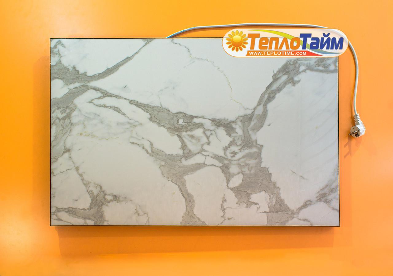 Керамічний обігрівач TEPLOCERAMIC ТСМ 600 мармур (69179), (керамический обогреватель Теплокерамик)