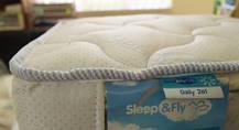 Матрас Sleep&Fly Daily 2in1/Дейли 2в1 70х190 (ЕММ-ТМ), фото 2