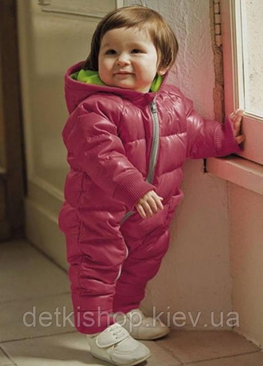 Детский комбинезон Spunky Kids (розовый)