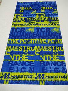 Бандана, бафф, buff, бесшовный шарф, повязка (#58)