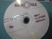 DVD - + R NANOTEX 16 х ( 50 шт )