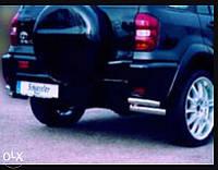 Защита задняя Toyota RAV4 2000-2006