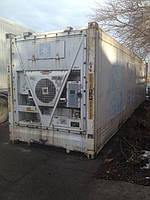 Продам 40-футовый рефконтейнер морской,  рефрижератор Thermoking.