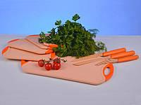 Набор досок разделочных и ножей HILTON CB 1217