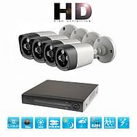 Комплект InterVision ELEGANCE-4 1200i (4 камеры и регистратор )