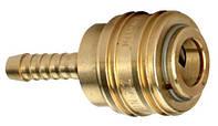 Байонет МАМА-елочка под шланг 9 мм