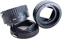 Набор макро колец Meike с автофокусом AF для Canon
