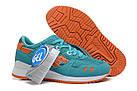 """Женские кроссовки Asics Gel Lyte 3 """"Miami Beach"""" (в стиле Асикс Гель Лайт 3) бирюзовые, фото 2"""