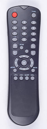 Пульт  BRAVIS (TV) LCD 1501(Shivaki/Erisson)(CE)