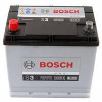 Аккумулятор Bosch S3 45AH/300A (S3017)