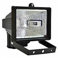Прожектор галогеновий 150 Вт (чорний) 70-610 Technics // Прожектор галогенный