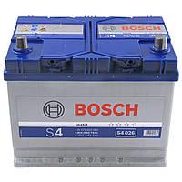 Аккумулятор Bosch S4 70AH/630A (S4026)