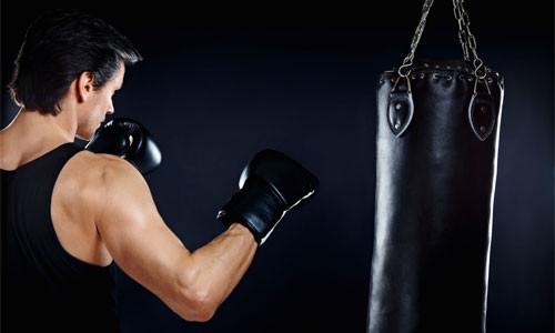 боксерская груша, боксерские мешок