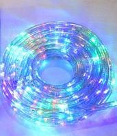 Светодиодная гирлянда TUBE 10m М шланг, разноцветный 10м