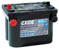 Аккумулятор Exide Marin Maxxima 50AH/900A (EX900)