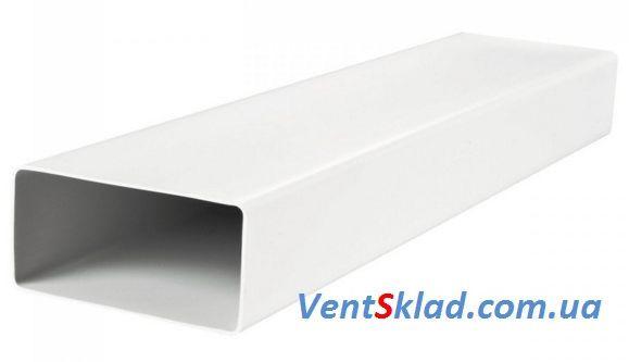 Воздуховод 60х204 прямоугольный пластиковый