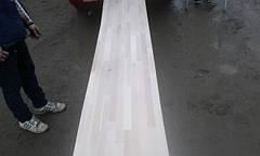 Мебельный щит (БУК), сорт ВС, срощенный