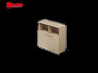 Шкаф двудверный с нишей