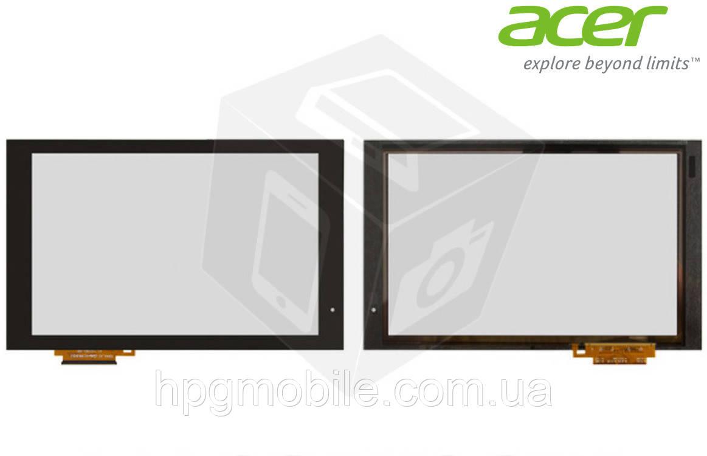 Сенсорный экран для Acer Iconia Tab A500, A501, черный, оригинал