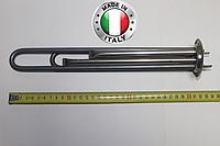 Тэн для бойлера Термекс,Гарантерм,Амина 2000 W из нержавейки, прямой с трубками под 2  терморегулятора ИТАЛИЯ