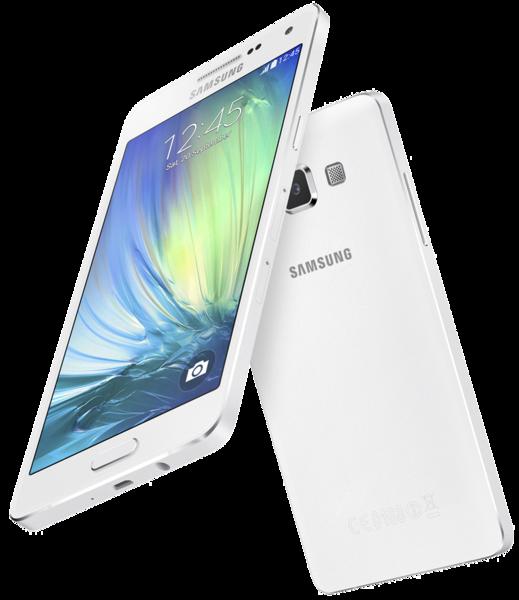 Смартфон Samsung Galaxy A5 (Pearl White)