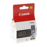 Картридж струйный Canon для Pixma MP210/MP450/MX310 PG-40Bk Black (0615B025)