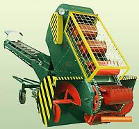 Самоходный ковшовый шнековый погрузчик Р6-КШП-6