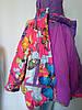 Яркие куртки детские для девочек весна-осень, фото 4