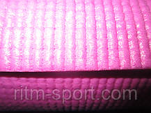 Коврик для йоги и фитнеса Yoga mat 4 мм, фото 3