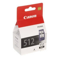 Картридж струйный Canon для Pixma MP230/MP250/MP270 PG-512Bk Black (2969B007) повышенной емкости