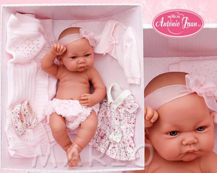 Кукла младенец Nica Ajuar Antonio Juan 5073, фото 2