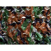 Маскировочная сеть Shelter Picnic 1,5x3 камуфляж (без основы)