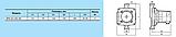Циркуляционный насос «Насосы + Оборудование» BPS 20–12S–180, фото 4