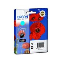 Картридж струйный Epson для Expression Home XP-103/XP-203/XP-207 №17 Cyan (C13T17024A10)