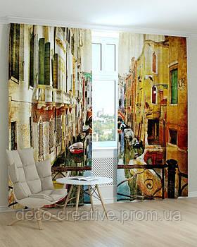 Фотошторы города улица в Венеции