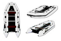 Лодка надувная Kolibri (Колибри) КМ-360D цветная