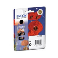 Картридж струйный Epson для Expression Home XP-103/XP-203/XP-207 №17XL Black (C13T17114A10) повышенной емкости