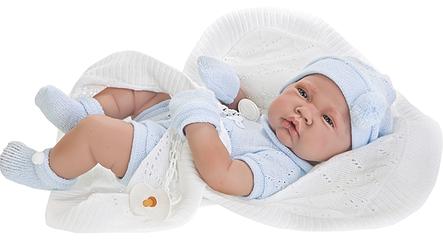 Кукла младенец 42 см Antonio Juan 5063, фото 2