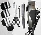 Машинка для стрижки волос Domotec MS 4602  Домотек 4602 - триммер , фото 4