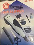 Машинка для стрижки волос Domotec MS 4602  Домотек 4602 - триммер , фото 2