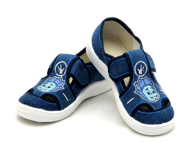 Тапочки, польская текстильная обувь
