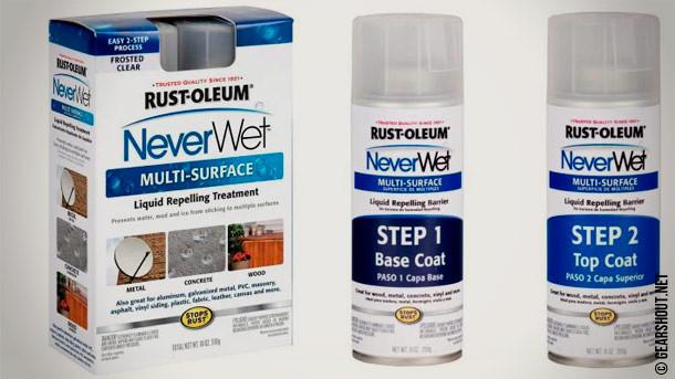 Защита NeverWet производство США