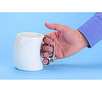 Чашка - кастет, фото 1